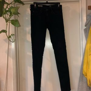 AG adriano goldschmied skinny fit leggings jeans